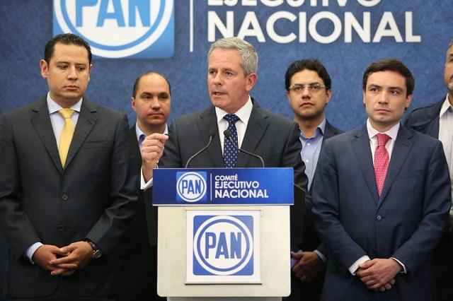 No perderemos la gubernatura de Puebla en la mesa, señala PAN