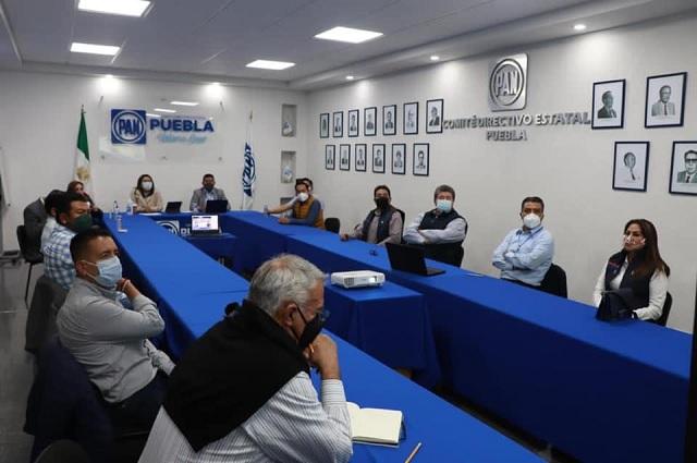 Tras rechazo de Cuautli van a consulta 800 panistas en San Andrés