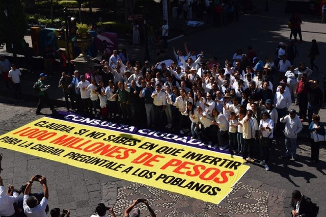 Aplaza PAN entrega de resultados de consulta por subejercicio en Puebla