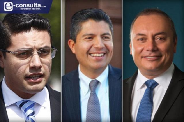 Oficial: Rivera, Velázquez, Giles y Cuautli van por alcaldías por el PAN