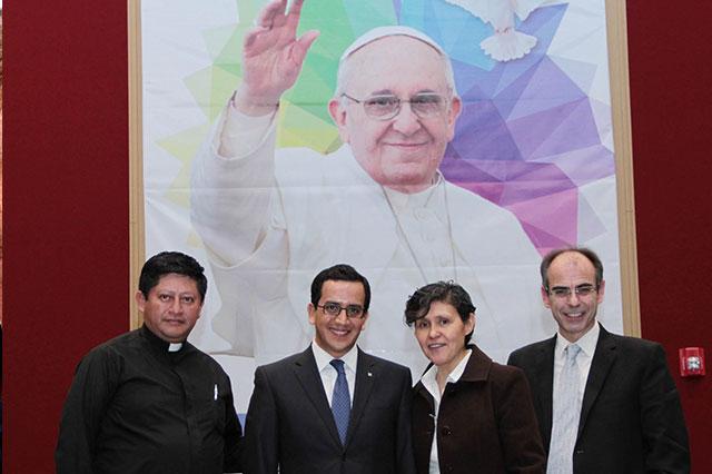 Rector de la Anáhuac participa en panel de las Jornadas de Teología y Pastoral