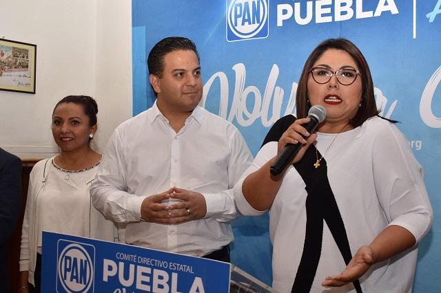 Niega PAN intromisión de Manzanilla en su consejo estatal
