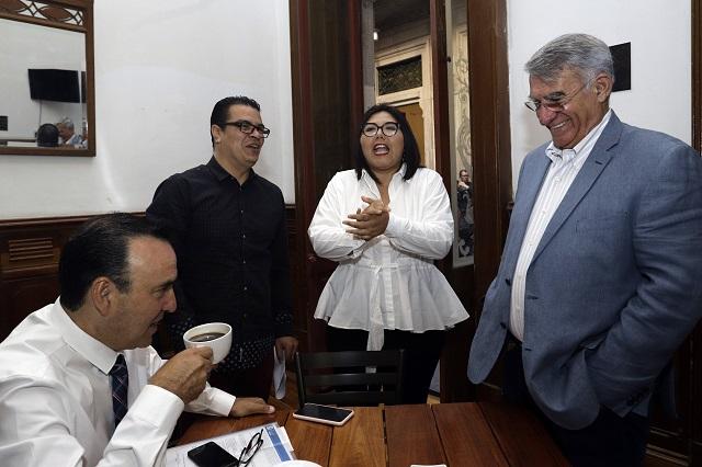 Dirigentes del PAN estatal vieron una exitosa votación interna