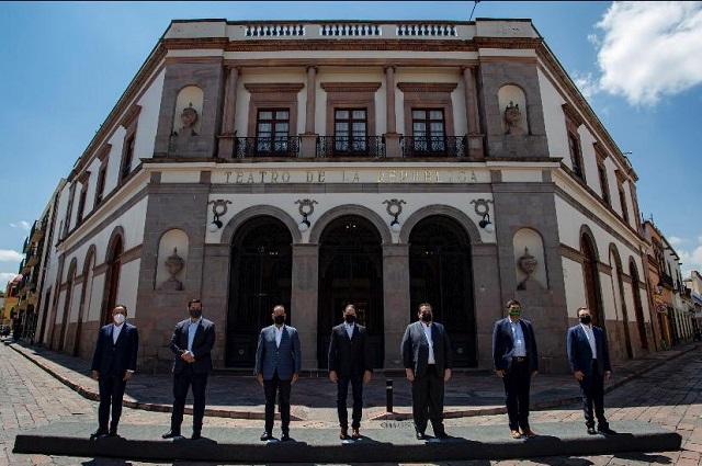 AMLO y gobernadores del PAN analizarán nuevo pacto fiscal