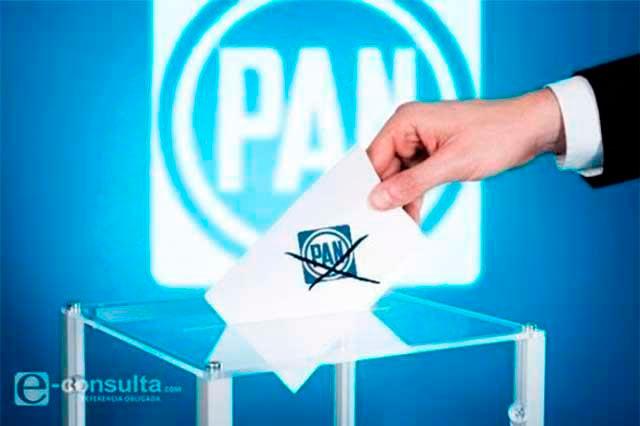 PAN oculta resultados de su consulta sobre candidaturas