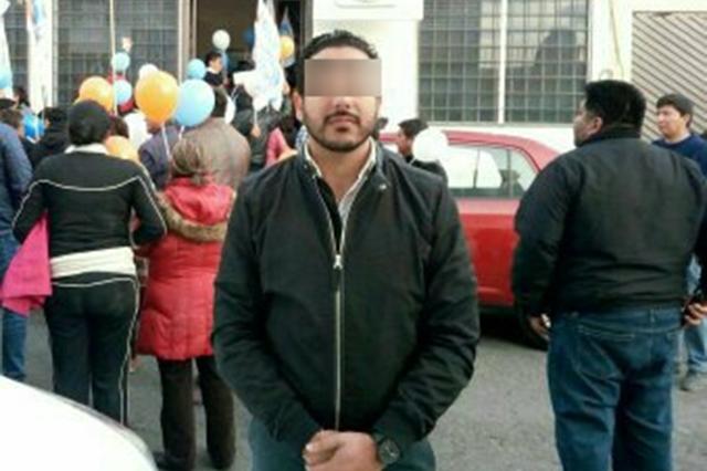 Encuentran cadáver de José Jairo García Oliver; buscaba diputación en Puebla