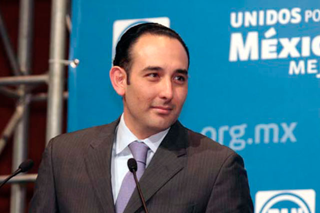 El panista Roberto Gil Zuarth será presidente del Senado