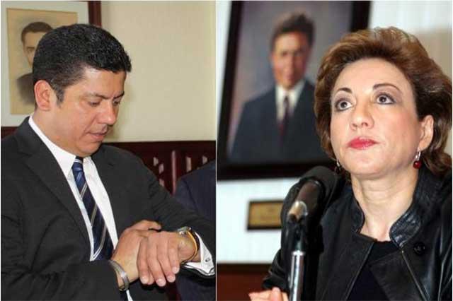Divide el PAN la presidencia de la Cámara: primero Bolaños y luego Murguía