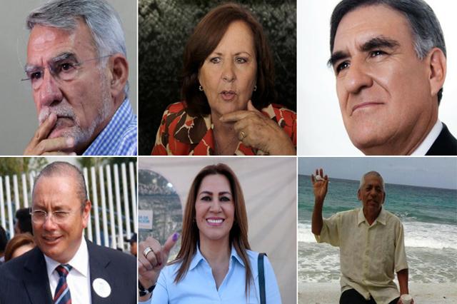 Aranda, Fraile y Velázquez llegarían a terna final por candidatura del PAN
