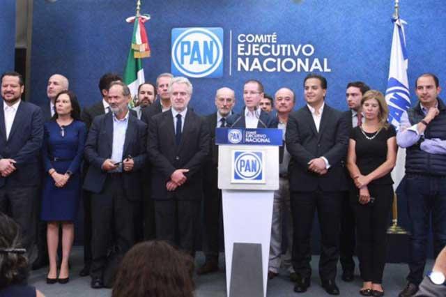 El PAN primero dobló al PRI y ahora manda al diablo a las instituciones