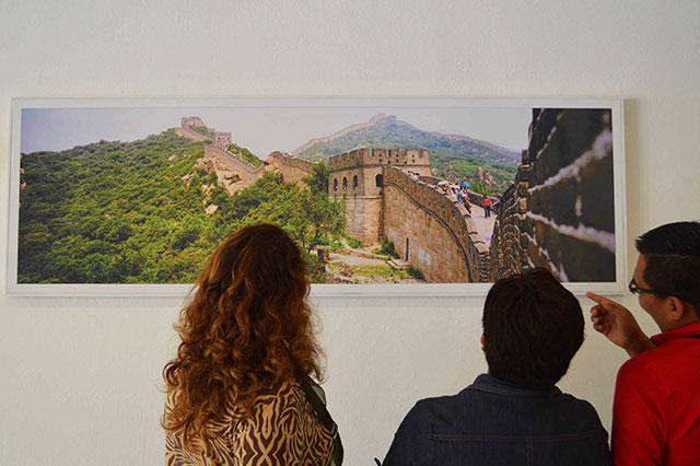 La Fiscalía de Puebla presenta la exposición fotográfica Panorama Visual