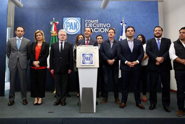Con AMLO, México va de mal en peor, no hay nada que festejar: PAN