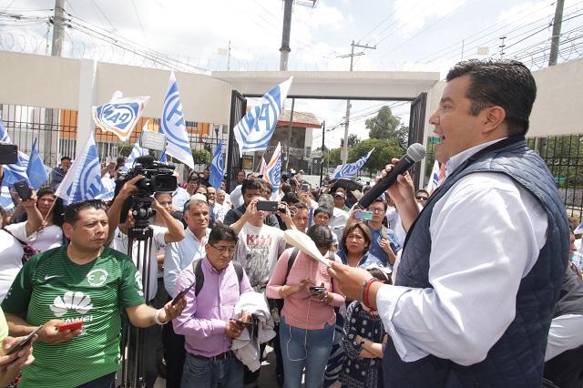 PAN descarta fraude electoral y ratifica a Jesús Zaldívar