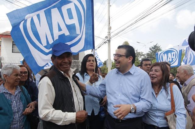Presuntos vinculados a Manzanilla quedan fuera de planilla panista