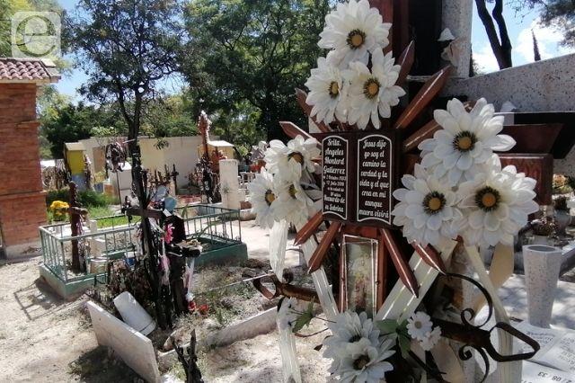 Hasta 35 mil visitantes espera el panteón municipal de Tehuacán