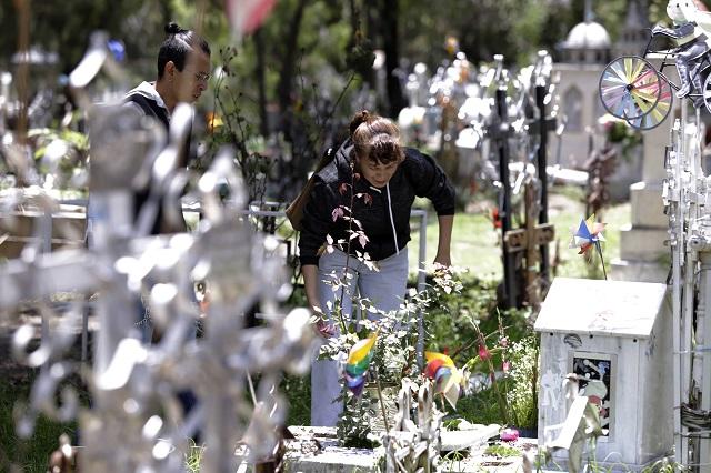 Solo 3 juntas auxiliares de Tehuacán abren panteones