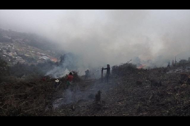 Denuncia Greenpeace panteón irregular y peligroso en Zacatlán
