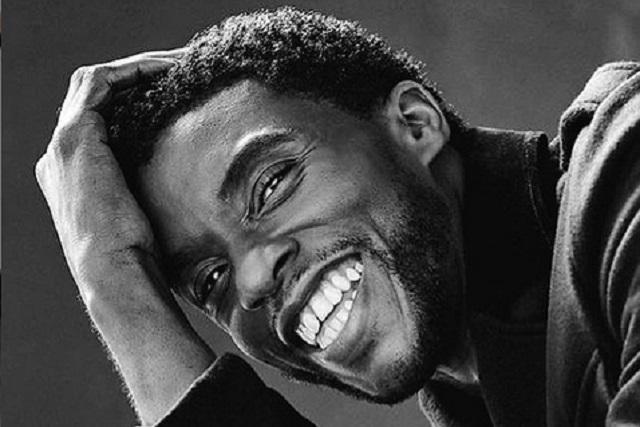 Murió Chadwick Boseman, protagonista de Pantera Negra