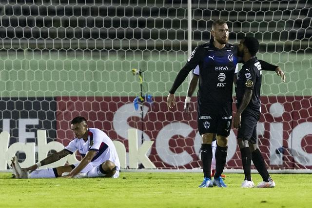 Monterrey el mejor exponente mexicano en inicio de la Concachampions