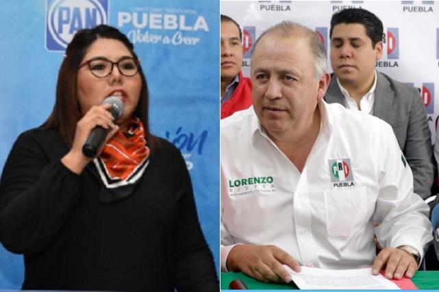 PAN y PRI critican impuestos y despido masivo de burócratas