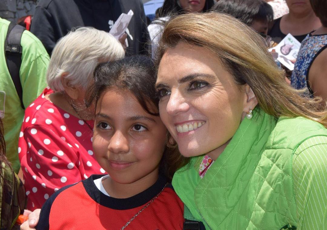 Debate ciudadano, abierto y con movilidad propone Paola Migoya