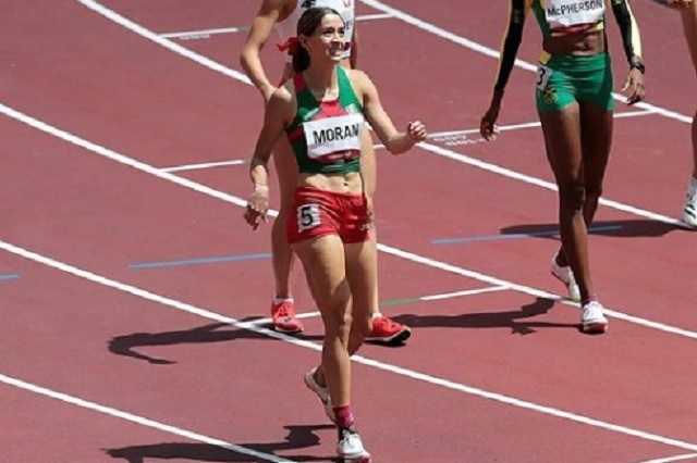 Paola Morán revive esperanza de medalla para México