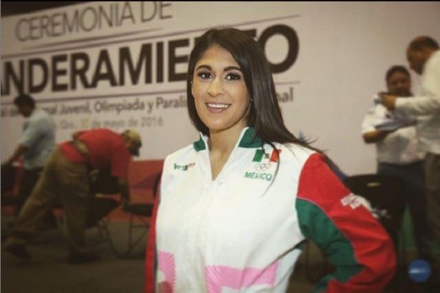 Conade pagará 15 MDP a Paola Pliego tras dejarla fuera de Río 2016