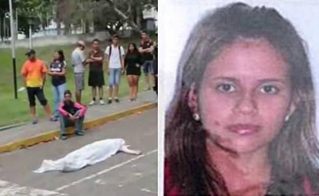 Graban cómo mataron en Venezuela a la joven Paola Ramírez