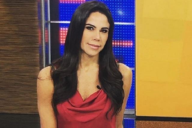 Impresionante la foto de Paola Rojas sin maquillaje