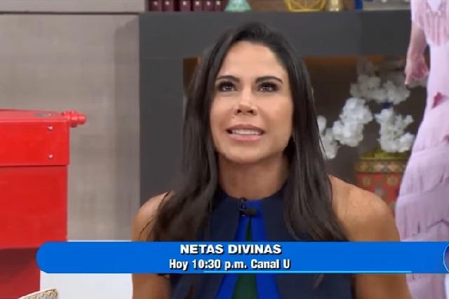 Paola Rojas se integra a Netas Divinas y ¿hablará de Zague?