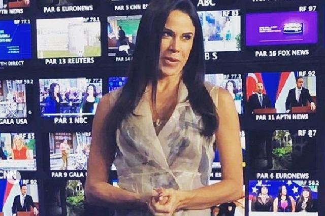 Paola Rojas no fue a pelea del Canelo ¿qué fue lo que hizo?