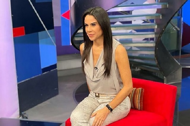 Paola Rojas informa que dio positivo a Covid-19