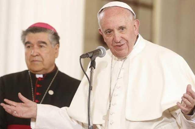 El Papa condena los ataques a Bruselas y pide luchar contra el terrorismo
