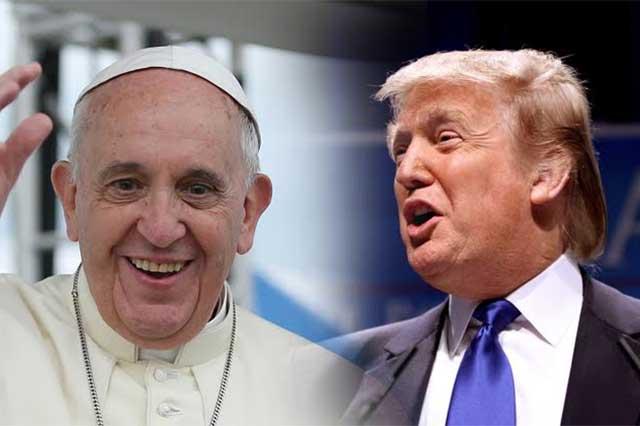 El Papa Francisco se reunirá con Donald Trump el 24 de mayo