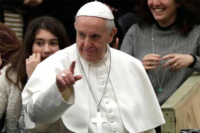 El papa nombra a Julio César Salcedo Aquino obispo de Tlaxcala