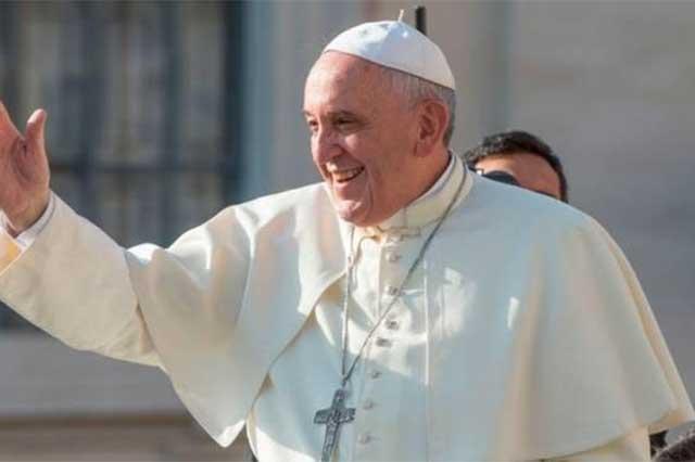 El Papa llama a construir puentes en lugar de levantar muros