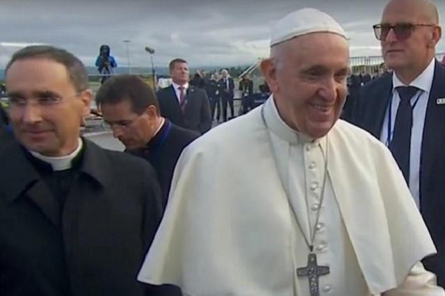 El Papa recomienda consulta psiquiátrica para niños homosexuales