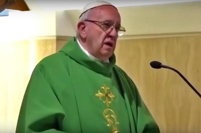 El Papa Francisco afirma que abortar es como contratar a un sicario