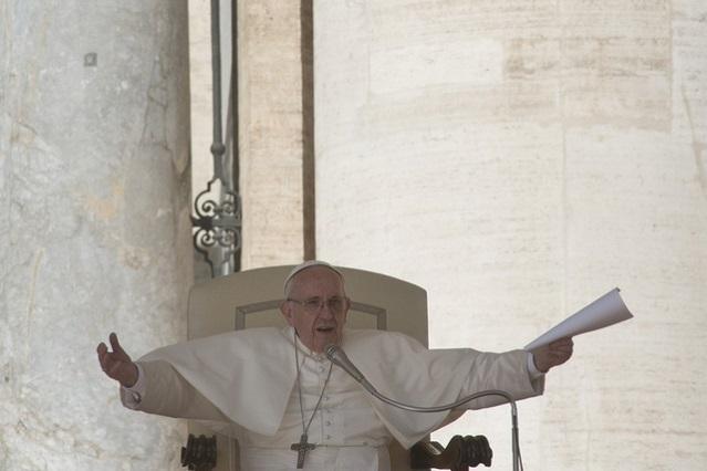 Pone triste al Papa muertes de padre e hija migrantes