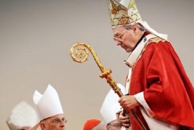 Cardenal George Pell, acusado de pederastia, pasa su primera noche en prisión
