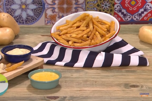 Revelan por qué las papas fritas son tan adictivas