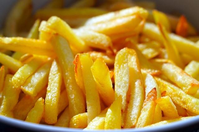 Cómo consumir papas a la francesa bajas en calorías