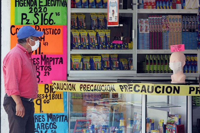 Destina Puebla capital 10 mdp a comercios del Centro Histórico