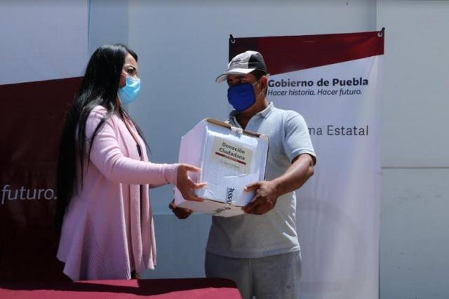 Apoya SEDIF a familias de pacientes del HNP