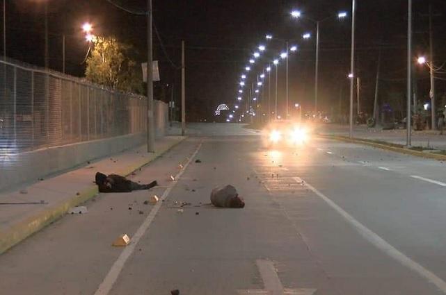 Batalla campal de paracaidistas deja dos heridos en Castillotla