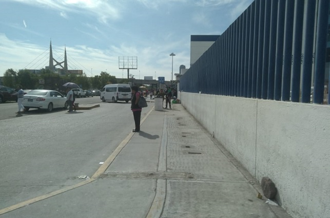 Dejan sin paraderos a usuarios de transporte en San Andrés