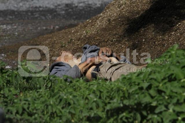 Hallan cadáver de hombre mayor en paraje de Santa Clara Ocoyucan
