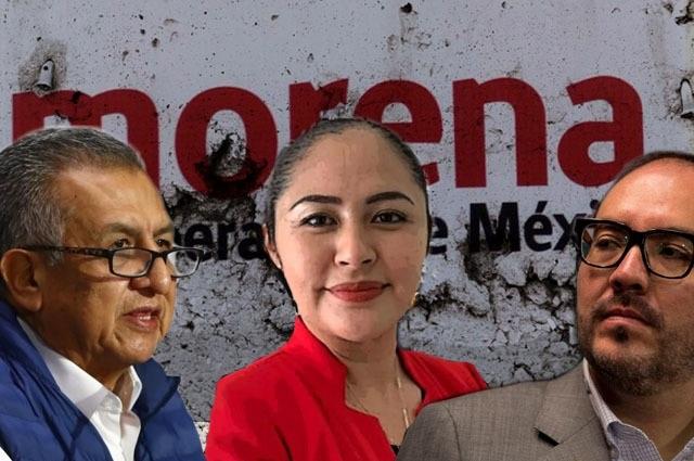 Para Morena en Puebla, 2021 ha sido un año de escándalos