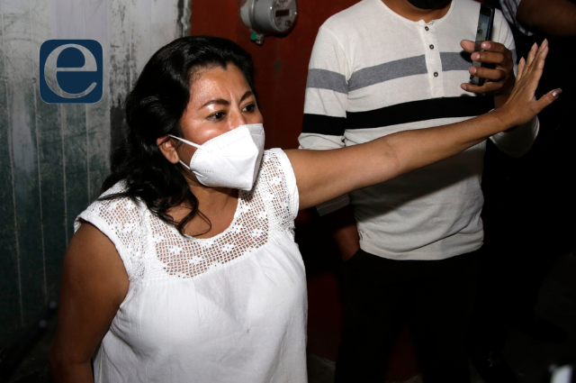 Se reelige diputada Inés Parra sin productividad legislativa