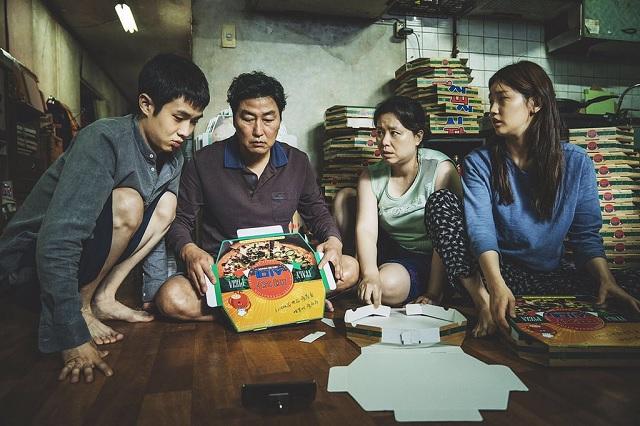 'Parasite' significó el primer Globo de Oro para el cine de Corea del Sur